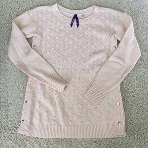 Seraphine Maternity and Nursing Sweater, Size XS